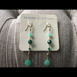 Vintage Kendra Scott earrings